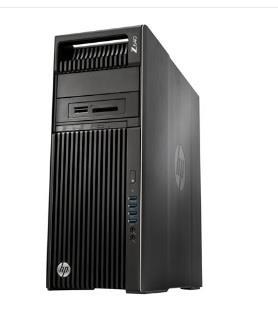 HP Z640 QC Xeon E5-1620v3 4x4GB SSD: 480GB DVDRWnVi Quadro M4000 8G Win7Pro 64B