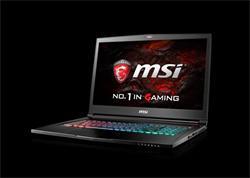 MSI GS73VR 6RF-047CZ Stealth Pro 4K 17,3'' UHD/ i7 6700HQ/GTX 1060 6GB/2x8GB/SSD 512GB PCIe+1TB/Killer combo/W10