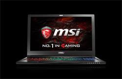 """MSI GS63VR 6RF-052CZ Stealth Pro 15,6"""" FHD/i7 6700HQ/GTX 1060 6GB/2x8GB/SSD 256GB PCIe+1TB 7200rpm/Killer combo/W10"""