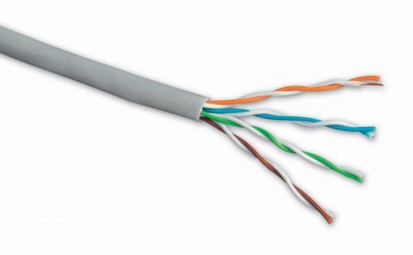 Instalační kabel Solarix CAT5E UTP PVC 500m/box