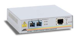 Allied Telesis SC Giga media MM konvert. AT-MC1004