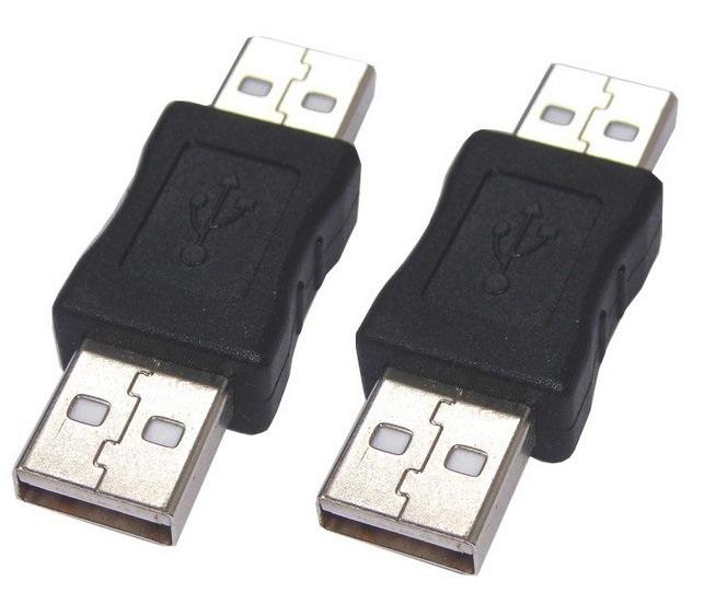 PremiumCord USB redukce A-A,Male/Male