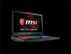 """MSI GT73VR 6RF-061CZ Titan Pro 4K 17,3"""" UHD IPS/i7 6820HK/GTX 1080 8GB/2x16GB/SSD 2x256GB PCIe+1TB 7200rpm/Killer c./W10"""