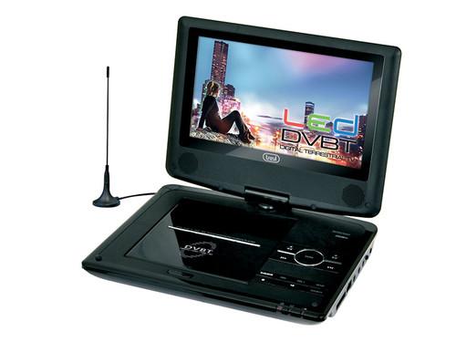 DVBX 1412/BK DVD+LED TV,DVB-T,USB,SD