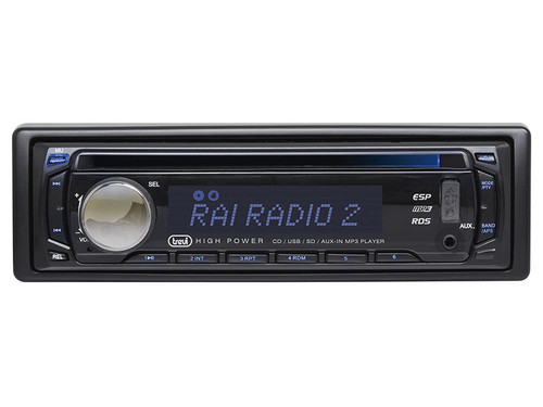 XCD 5760 Autorádio s CD/MP3 přehr.,RDS