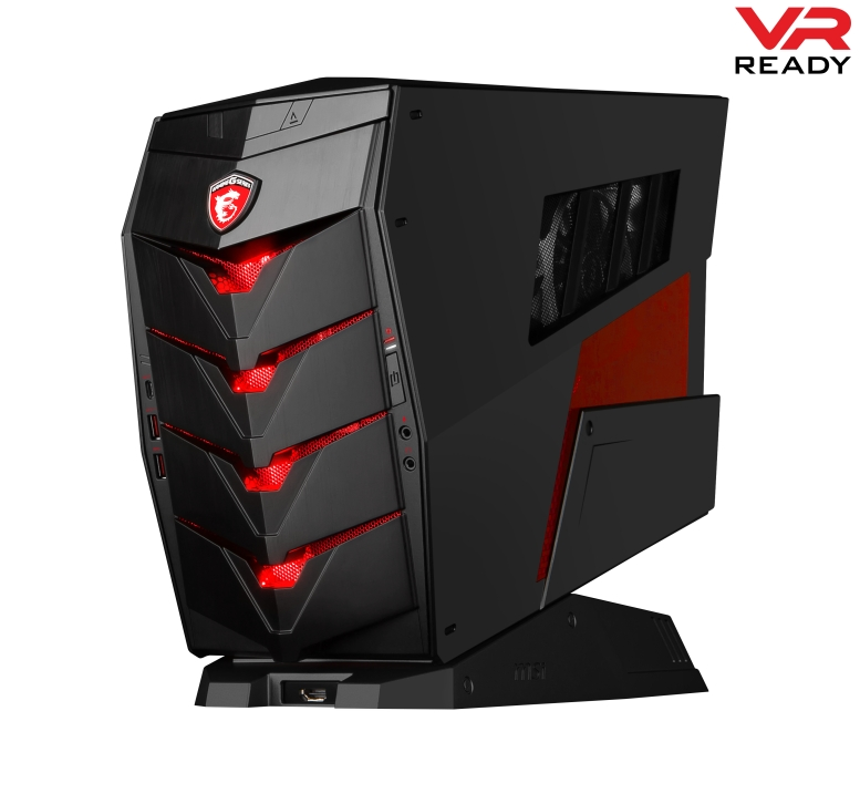 MSI Aegis X-002EU/Intel Core i7 6700K 4.2GHz/16GB DDR4/NVIDIA GeForce GTX 1070 8GB GDDR5/SSD 256GB+2TB HDD/Windows 10
