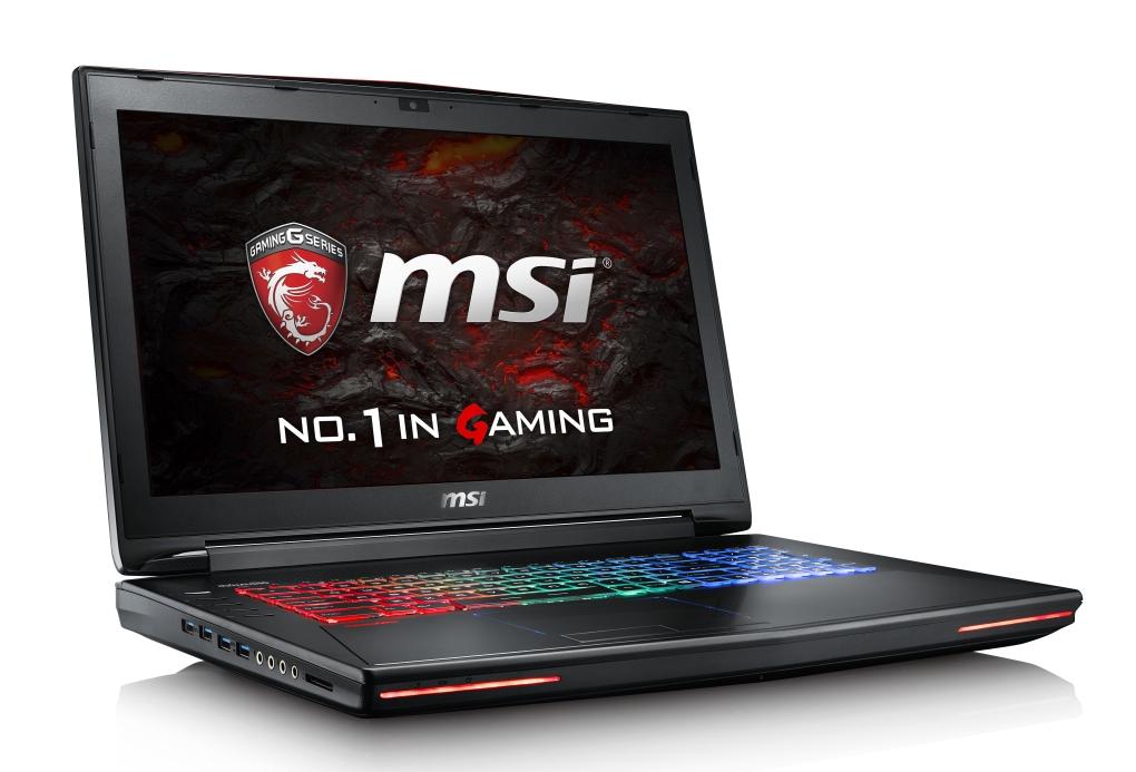 MSI NB GT72VR 6RD-202 CZ Dominator, 17.3,IPS, i7-6700HQ, 16GB, GTX 1060, 256GB+1TB, DVD±RW, W10H