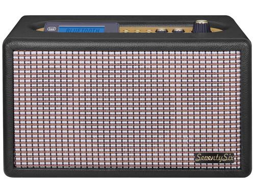 DS 1976V/BK Stolní radio,USB pro MP3,PLL
