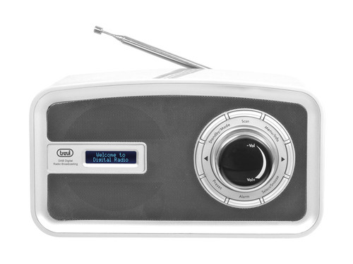 DAB 792R/WH Přenosný radiopřijímač DAB