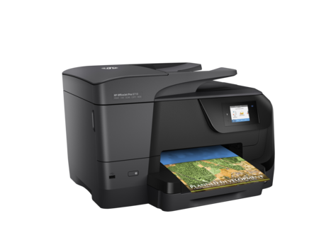 HP Officejet Pro 8710 WiFi MFP