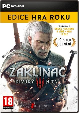 CD Projekt PC hra The Witcher 3: The Wild Hunt GOTY