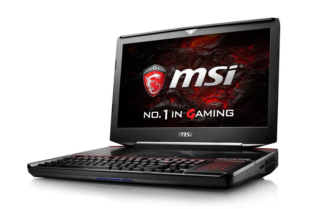 """MSI GT83VR 6RE-042CZ Titan SLI/ i7-6820HK Skylake/32GB/2x128GB SSD+1TB HDD/2x GTX1070, 8GB/BDRW/18,4"""" FHD/ W10"""
