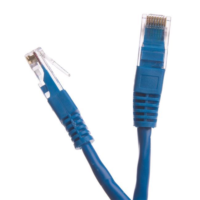 DATACOM Patch cord UTP Cat6 5m modrý