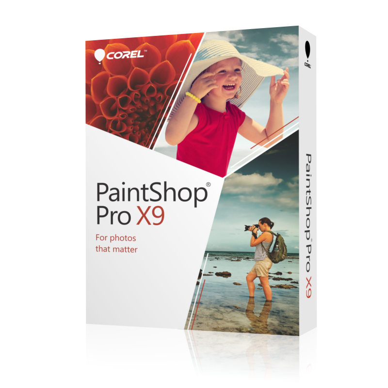 PaintShop Pro X9 ML