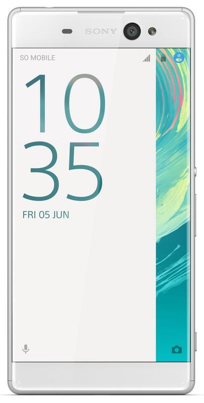 Sony Xperia XA Ultra F3211, bílá