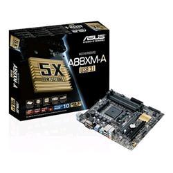 ASUS A88XM-A/USB 3.1 soc.FM2+ A88X DDR3 mATX 1xPCIe RAID iG GL USB3.1 HDMI DVI D-Sub