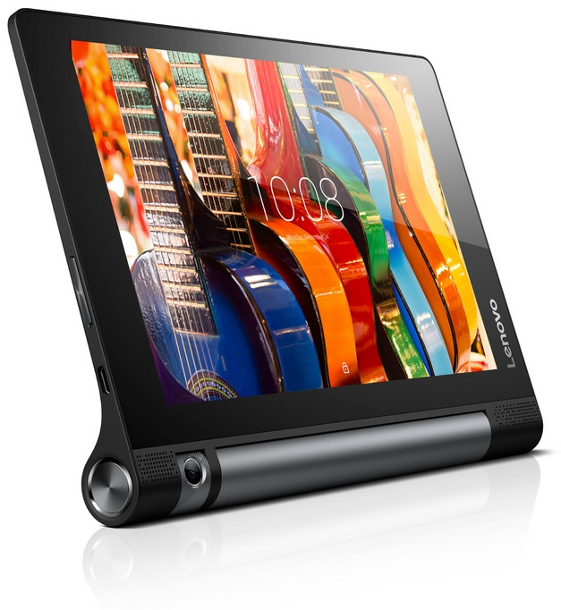 "Lenovo Yoga TAB 3 8"" LTE Qualcomm 1,30GHz/2GB/16GB/8,0"" IPS/1280x800/8M Foto/ANYPEN/Android 5.1 černá ZA0B0045CZ"