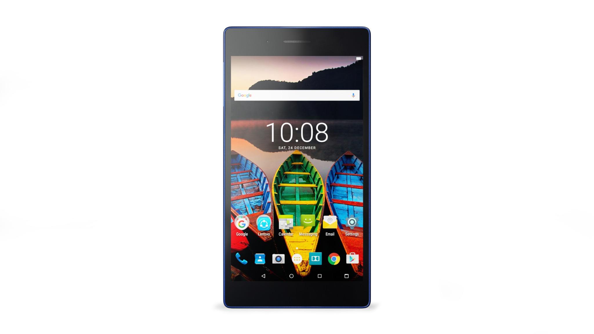 """Lenovo TAB3 8 MTK-QC 1,0GHz/2GB/16GB/8"""" IPS/1280x800/LTE/Android 6.0 černá ZA180048CZ"""