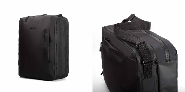Crumpler Director's Cut Office Bag - dull black