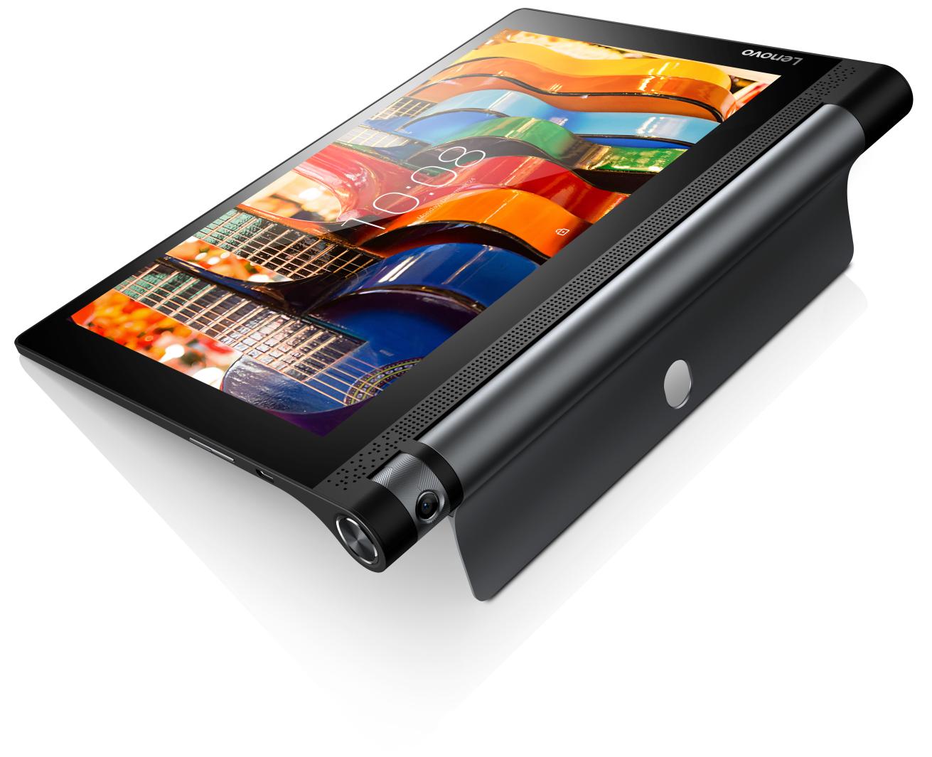 "Lenovo Yoga TAB 3 10"" LTE/Qualcomm1,30GHz/2GB/16GB/10,1"" IPS/1280x800/8M Foto/ANYPEN/Android 5.1 černá ZA0K0036CZ"