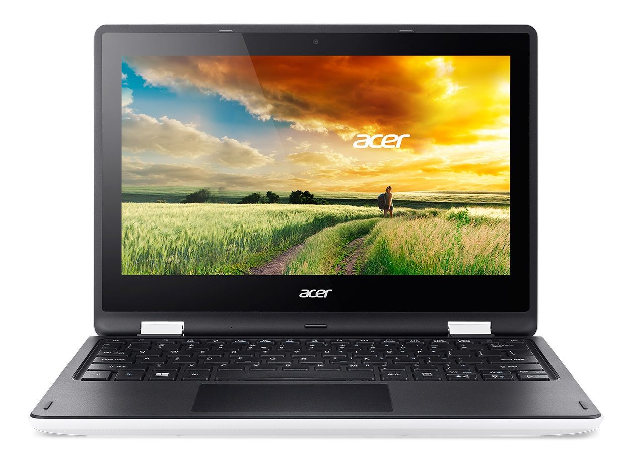 Acer Aspire R 11 11,6T/N3710/4G/64GB/W10 bílý