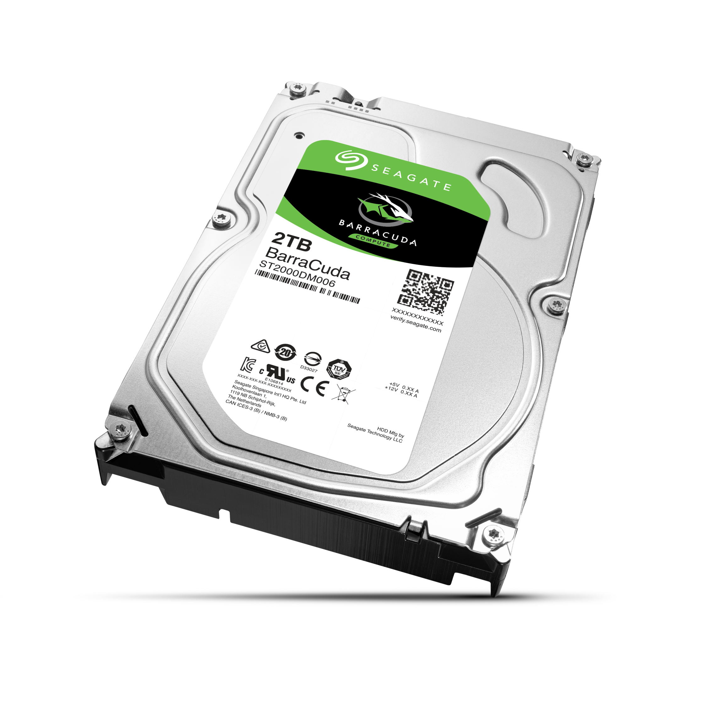 HDD 2TB Seagate Barracuda 64MB SATAIII 7200rpm 2RZ