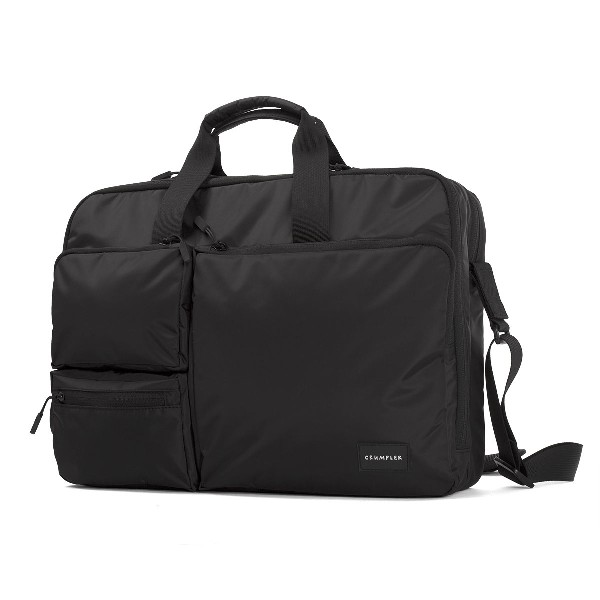 "Crumpler Director's Cut Business case 15"" - dull black"