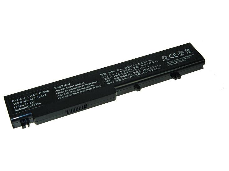 AVACOM baterie pro Dell Vostro 1710/1720 Li-Ion 14,8V 5200mAh/77Wh