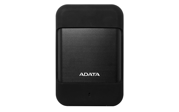 """ADATA Externí HDD 2TB 2,5"""" USB 3.0 DashDrive™ Durable HD700, černá"""