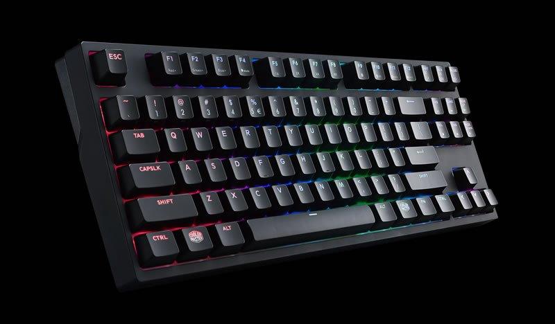 CM klávesnice MasterKeys Pro S RGB