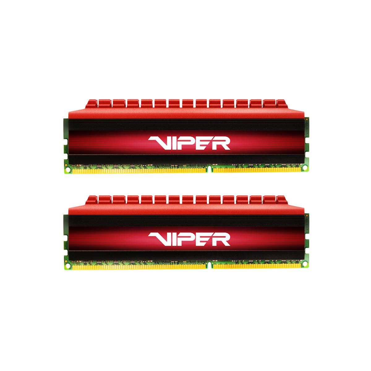 Patriot Viper 4 Series paměť, DDR4 8GB (2x4GB) 2666MHz Kit