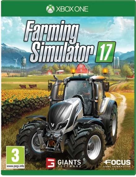 XBOX ONE - Farming Simulator 17