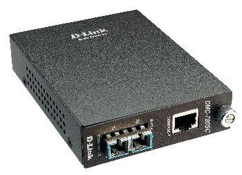 D-Link konvertor média, 1000BaseT na 1000BaseSX (SC) Multimode