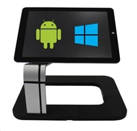 "EET CUBE 12 dotyková pokladna 12"" Android 5.1/ Win 10 Quad-core 1.44Ghz 4GB 64GB"