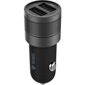 YAC 2048BK USB Autonabíječka 4.8A YENKEE