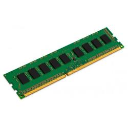Kingston DDR3 4GB DIMM 1333MHz CL9 SR x8