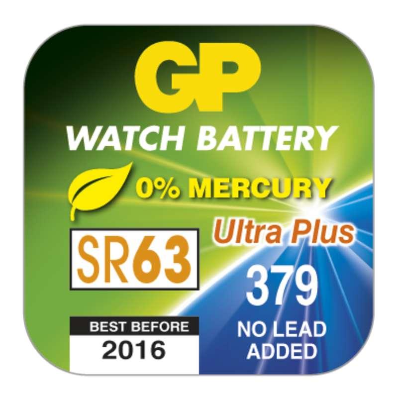 Baterie GP 379F Ultra