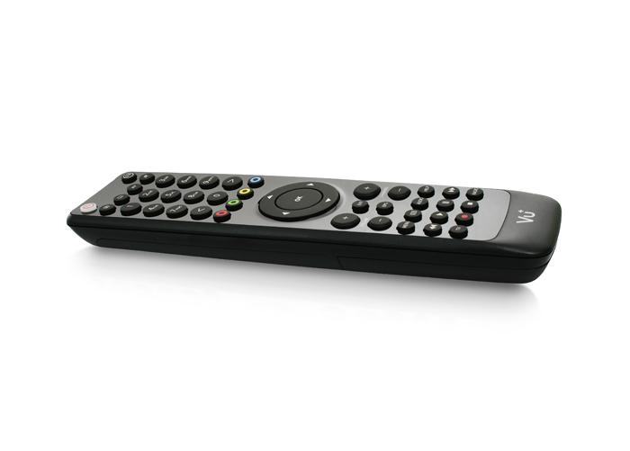 Vu+ Solo SE V2 černý( 1x Single DVB-T2/T/C)