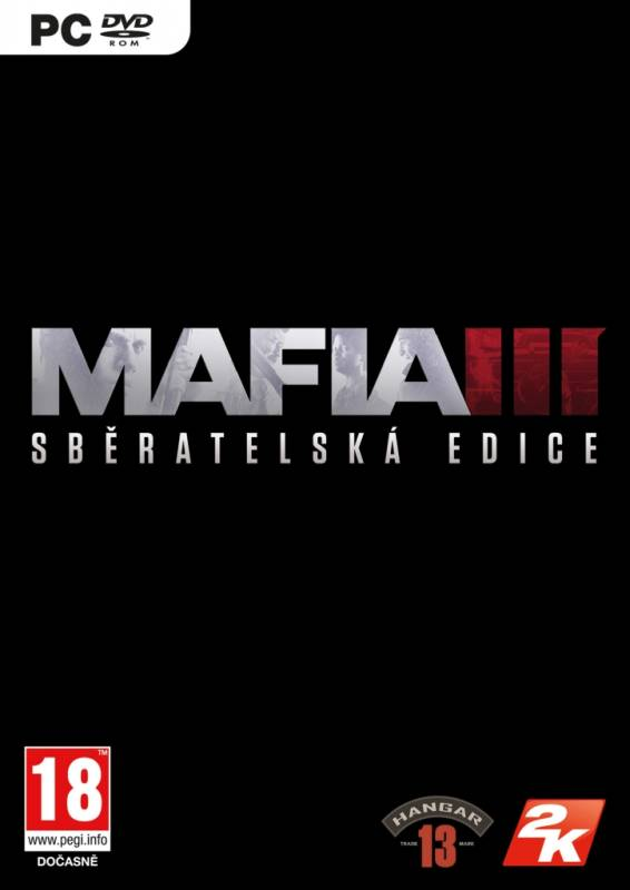2K Games PS4 Mafia 3