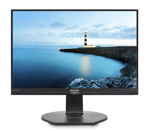 "24"" LED Philips 240B7QPTEB-WUXGA,IPS,DPI/O,r,p"