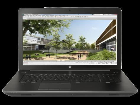 HP ZBook 17 G3 i7-6700HQ 17.3 FHD8GB 256 Turbo Drive DVD QuadroM2000M Win7/Win10