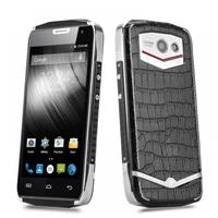 DOOGEE TITANS 2 DG700 black crocodile leather, 8GB, IP67