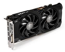 XFX AMD Radeon RX 470 RS Black 4GB DDR5 Custom Backplate 3xDP HDMI
