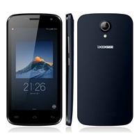 DOOGEE X3, Dual SIM, 8GB, černá