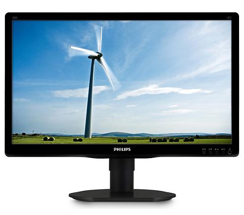 Philips LCD 240S4QYMB/00 24'' LED,IPS,5ms,DC20mil,VGA/DVI/DP, repro, 1920x1080,č