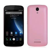DOOGEE X3, Dual SIM, 8GB, růžová