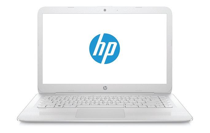 HP Stream 14-ax003nc, Celeron N3060, 14 HD, 4GB, 32GB eMMC, W10, 2y, Snow white
