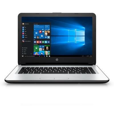 HP 14-ac104nc, Celeron N3050, 14 HD, Intel HD, 2GB, 32GB, W10, 2y, bílý