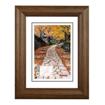 Hama 1254 rámeček dřevěný BIBIONE, korek, 21x29,7 cm