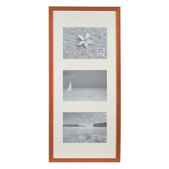 Hama 1139 rámeček dřevěný Galerie STOCKHOLM, korek, 25x55 cm
